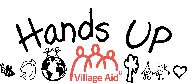 Hands UP VA Logo