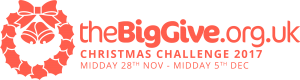 Big Give Christmas Challenge Logo
