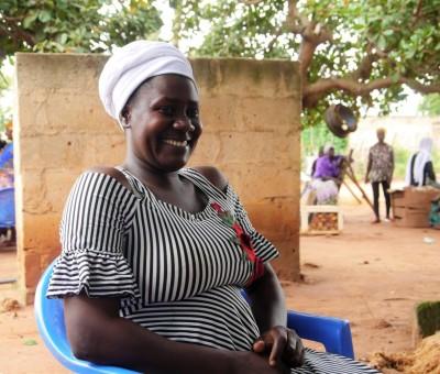 Growing women's businesses in rural Ghana