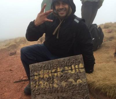 Climbing for Safe Water Team complete their 13,225 feet Trek!