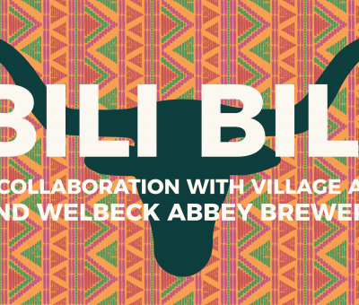 Check out our collaboration with Welbeck Abbey Brewery